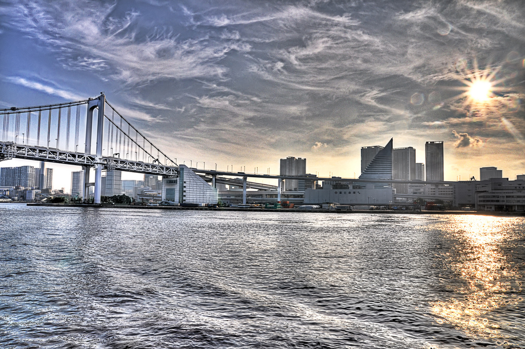 Tokio-Odaiba Bridge - Spreng Ben - flickr