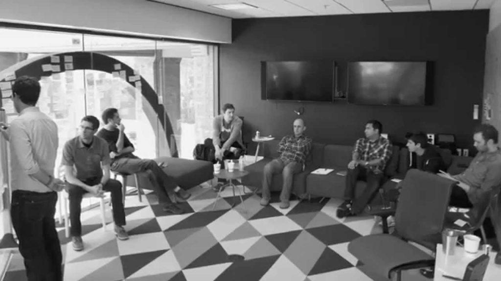 Google Ventures, ecco la stanza della guerra