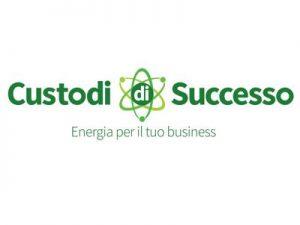 business angel - logo custodi di successo