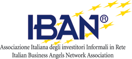 business angel - logo iban