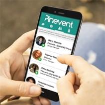 app per eventi pinevent